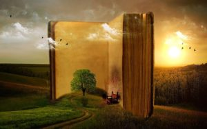 Journey Into An Open Book
